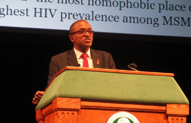 Maurice Tomlinson is fighting for LGBTI equality in Jamaica.