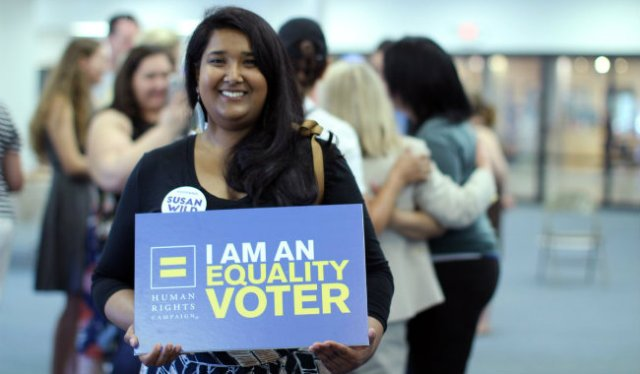 HRC equality voter