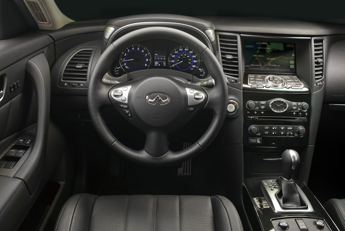 2012 infiniti fx35 awd special edition tell jaguar not to bother the vanachro Image collections