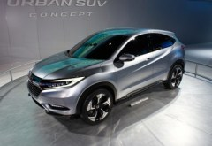 Honda Urban SUV Concept at the 2013 Detroit Auto Show (photo by Sam Miller-Christiansen)