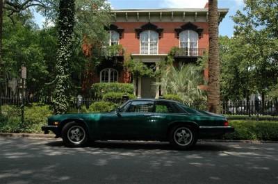 Jim Williams' 1983 Jaguar XJ-S (photo by Casey Williams)
