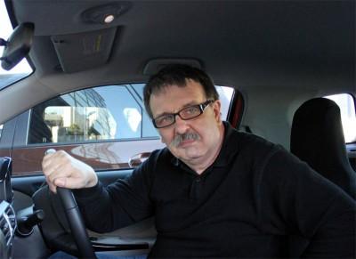 Bertel Schmitt (photo from The Truth About Cars, taken by Bertel Schmitt)