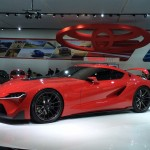 Toyota FT-1 Concept  (NAIAS 2014, photo by Jerrod Nall)