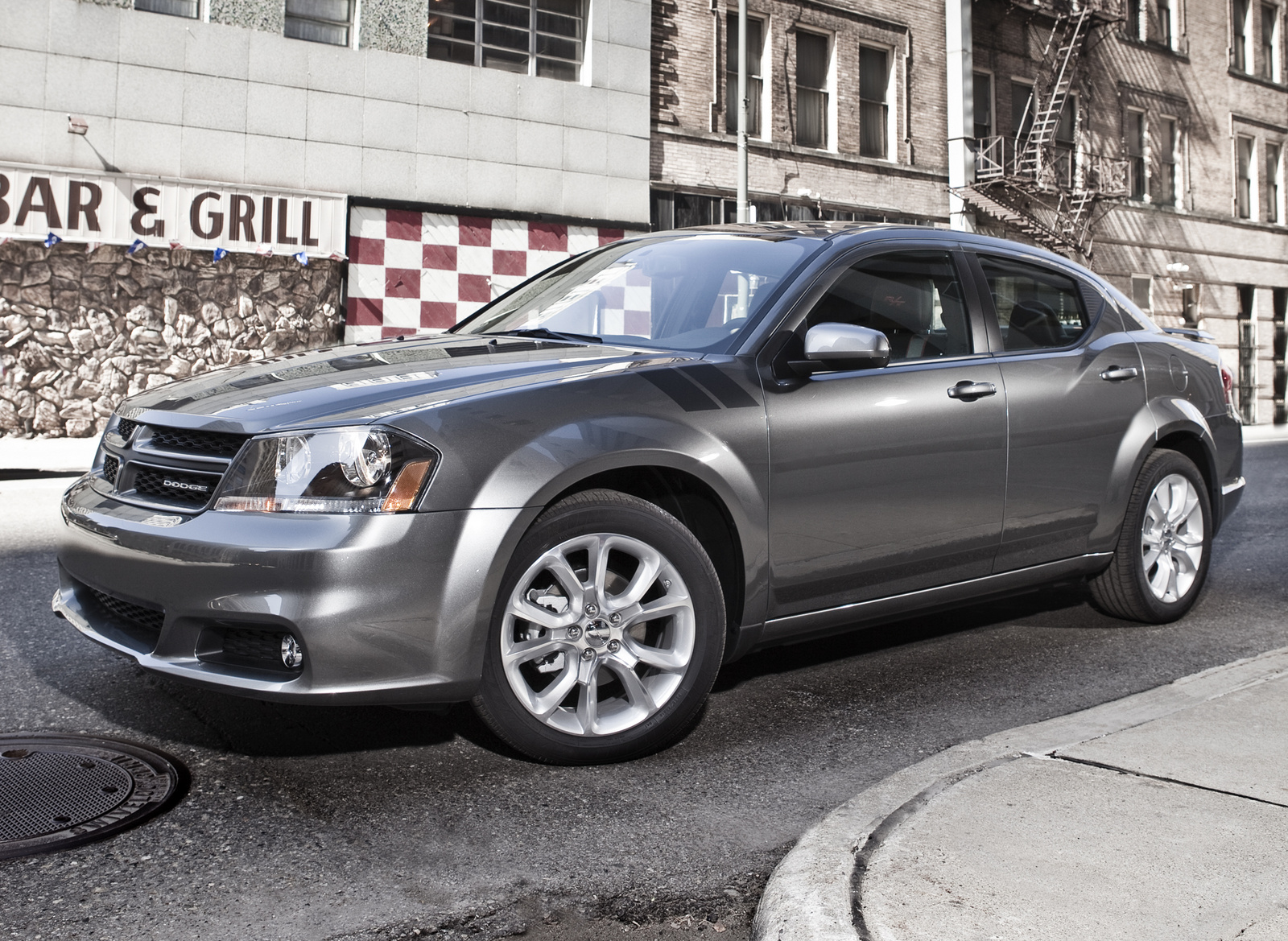 The 2014 Dodge Avenger Is Not Throwing Shade At Its Twin Gaywheels 2013 Challenger Fuse Box