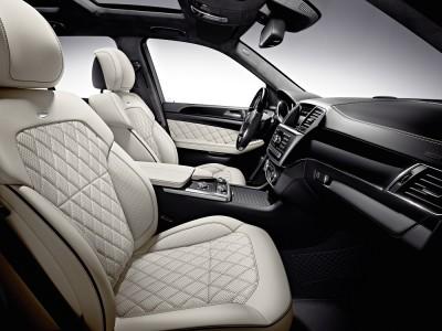 2015 Mercedes-Benz ML400