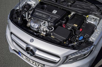 2015 Mercedes-Benz GLA45 AMG