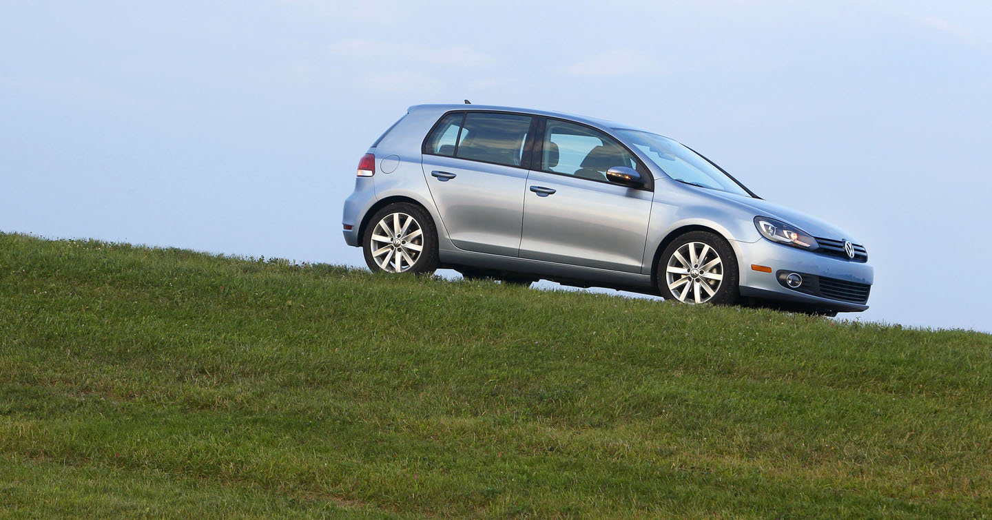 2011 VW Golf TDI