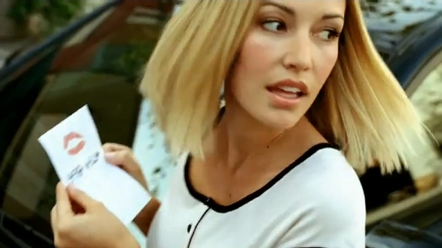Screencap from Canadian Hyundai commercial