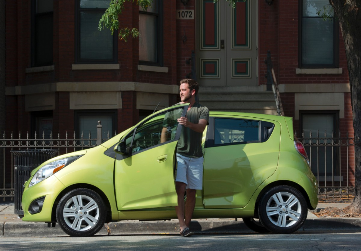 2013 Chevrolet Spark Cheap Or Inexpensive  Gaywheels