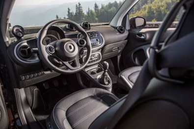 The 2016 smart fortwo