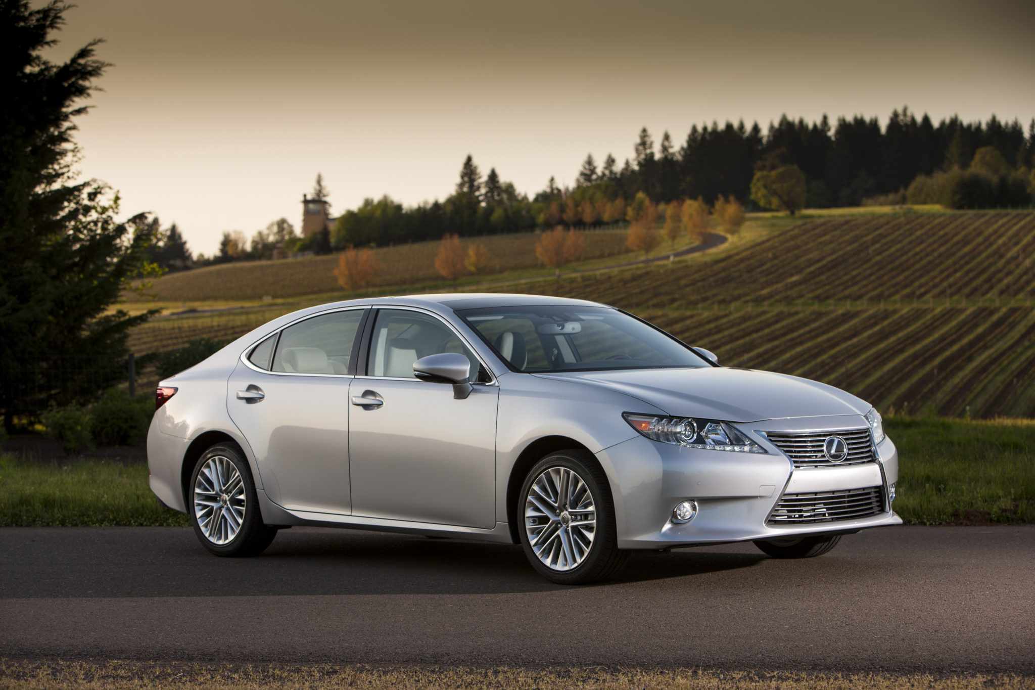 That s So Gay 2015 Lexus ES 350 Is e The Gayest Grandest