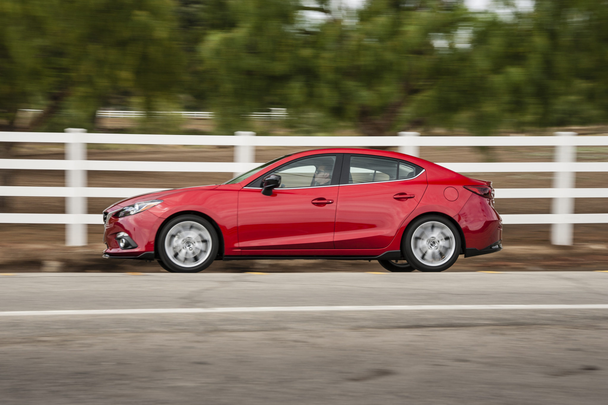 First Ride: 2016 Mazda Mazda3 Is Affordable, Easy To Park, Practical ...