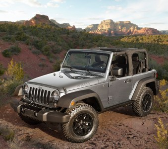 2016 Jeep Wrangler Willys Wheeler Edition