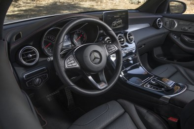 2017 Mercedes-Benz GLC43 AMG