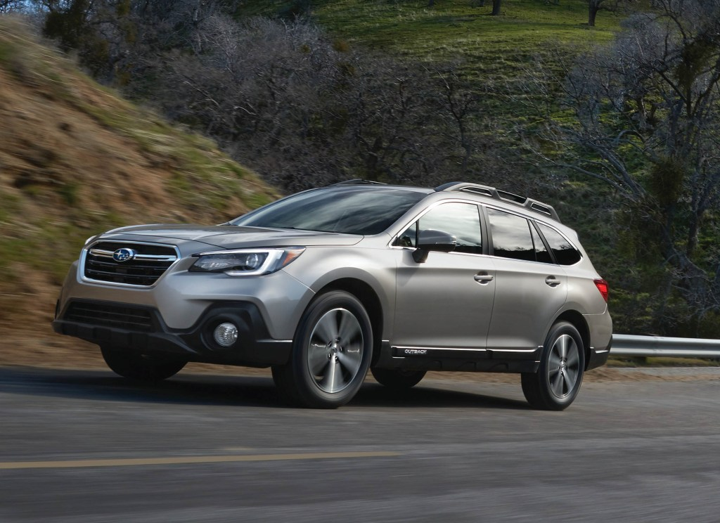 That's so gay: 2018 Subaru Outback is the lesbian classic