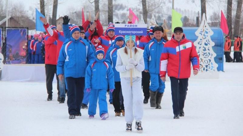 Под знаменами олимпиады