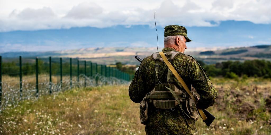 Правила охоты в пограничной зоне