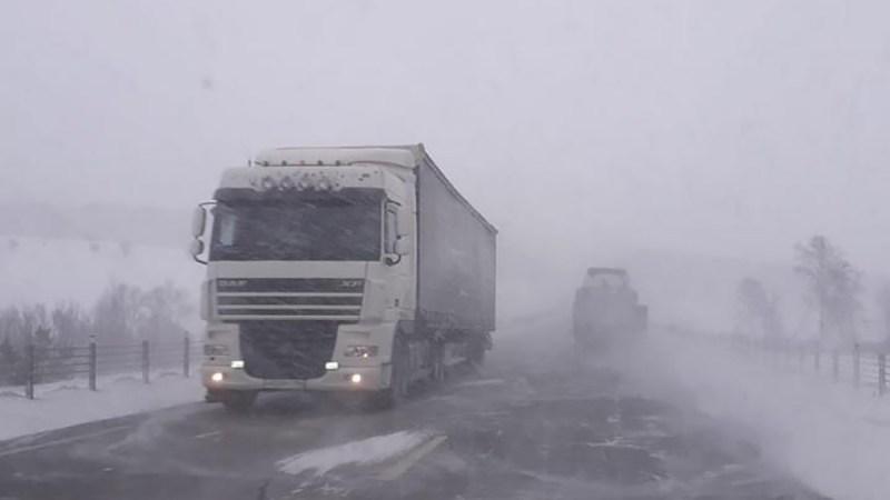 5 и 6 марта в Алтайском крае усилится ветер и начнется метель