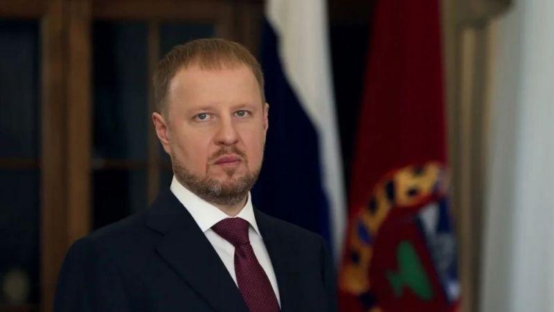 Губернатор края Виктор Томенко сегодня представляет отчет депутатам АКЗС о результатах деятельности Правительства края в 2020 году