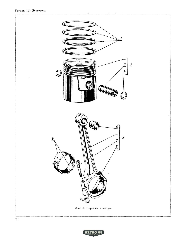 Katalog Cz Ci Zamiennych Gaz 69 Uaz 450 Retro69 Specjalizuje Si W Produkcji Cz Ci Do