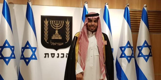 خبير سيبراني إسرائيلي يكشف حقيقة المطبع محمد سعود والأخير يلجا للإسرائيليين لنجدته
