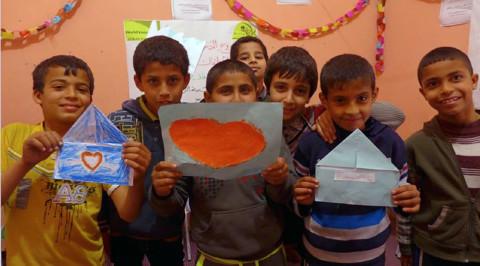 A CHILD IN GAZA