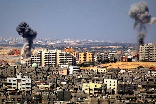 2014 summer war on Gaza