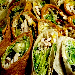 Gazebo Room Balsamic Chicken Wrap Recipe