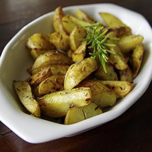 Gazebo Room Greek Potatoes