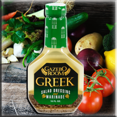 Gazebo Room Greek Salad Dressing