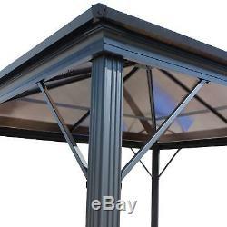 gazebo steel frame