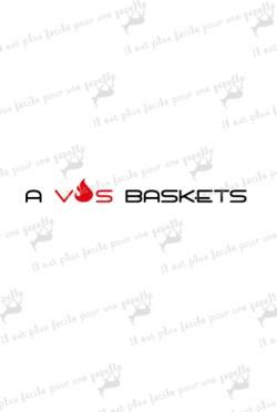 T-shirt A vos baskets