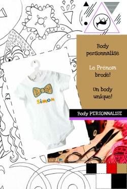 Body Personnalisé