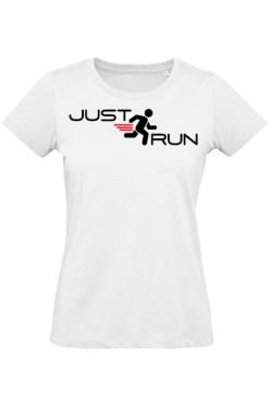 t-shirt-just run
