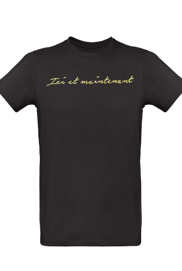 T-shirt-ici-et-maintenant