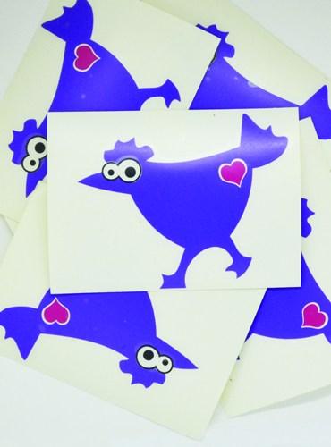 Sticker Cocotte