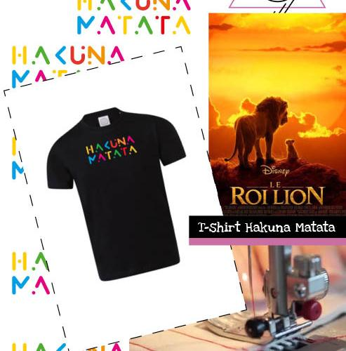 T-shirt HAKUNA MATATA -enfant