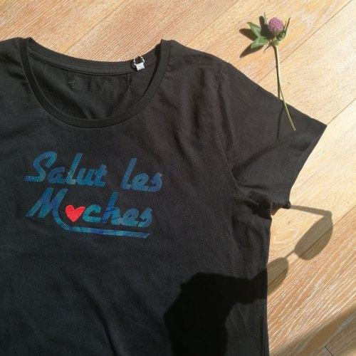 T-shirt Salut les Moches (version 2)