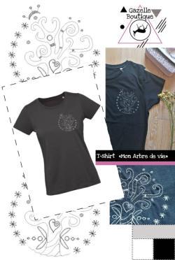 T-shirt Mon Arbre de Vie