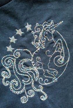 T-shirt «et si les licornes existaient»
