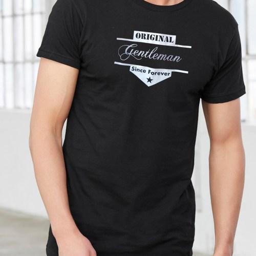 T-shirt Original Gentleman