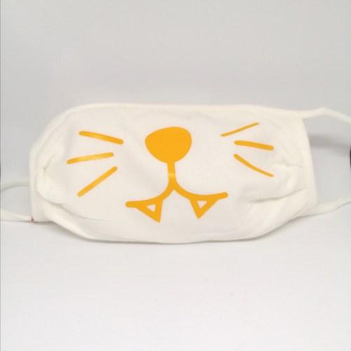 Masque barrière : masque chat-CH7