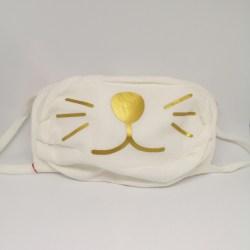 Masque barrière : masque chat-CH14-G