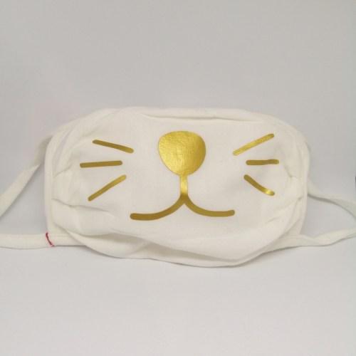 Masque barrière : masque chat-CH14