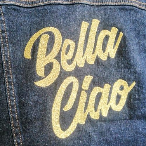 VESTE BRODEE -BELLA CIAO