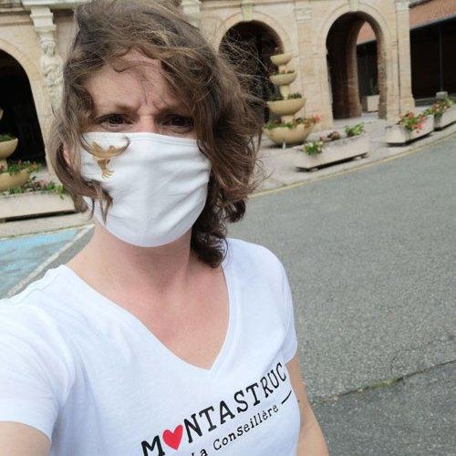 Le T-shirt LOVE Montastruc