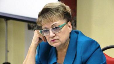 Ольга Алимова антинародную политику ЕР не скрыть уже никакой маской