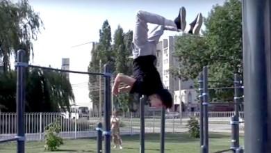 Видеорепортаж Софьи Калинкиной с Дня физкультурника в Балаково