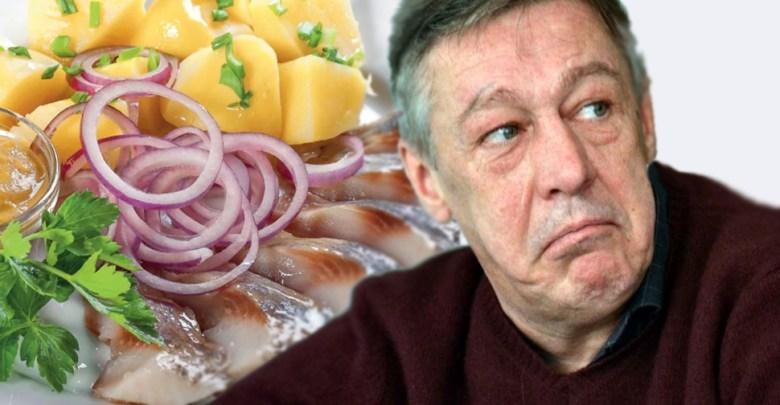 Селедка сэр Чем кормят в СИЗО Ефремова