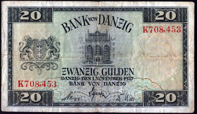20 gdańskich guldenów